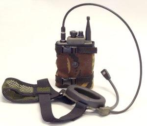Una PRR con bowman integra un auténtico equipo de comunicaciones intraescuadra