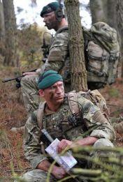 Observar e informar son las principales tareas de una patrulla de reconocimiento