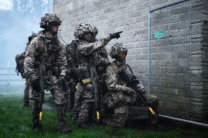 Las pequeñas unidades son perfectas para el trabajo de reconocimiento y así se estructuran en el 30 comando