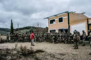 Briefing inicial de la organización. Foto Samuel Correa