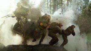 El armamento pesado de los talibanes fue determinante a la hora del enfrentamiento con los americanos