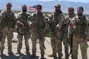 Estos fueron los integrantes reales de la unidad de la que únicamente sobrevivió el teniente Luttrell